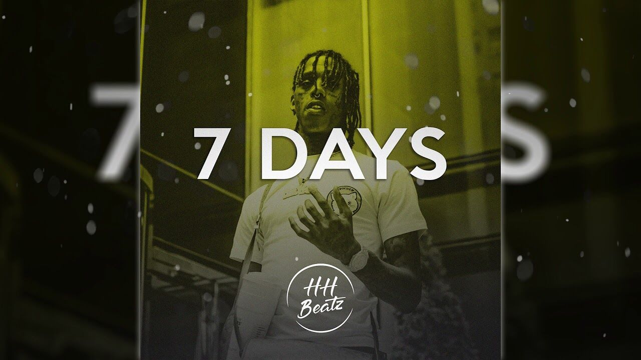 "Bad Bunny X Travis Scott Type Beat – ""7 Days"" 