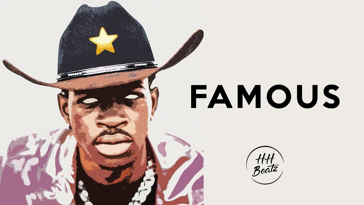 "Lil Nas X ft Juice WRLD Type Beat – ""Famous"" 